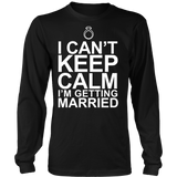 I'm Getting Married Statement Shirt