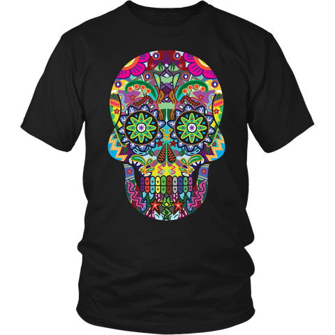 Sugar Skull Multi Color