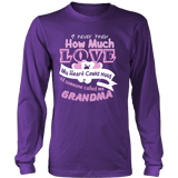Never Knew My Heart Could Hold So Much Love - Grandma Statement Shirt