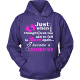 Grandmother - I Fell In Love Again Statement Shirts