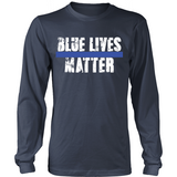 Blue Lives Matter Statement Shirts