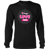 Hope Love Pray - Cancer Shirt