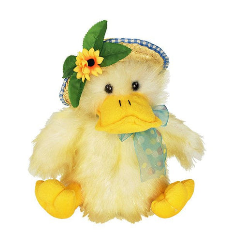 "Yellow Sunshine Duck - Sings and Flaps to ""You are my Sunshine"""