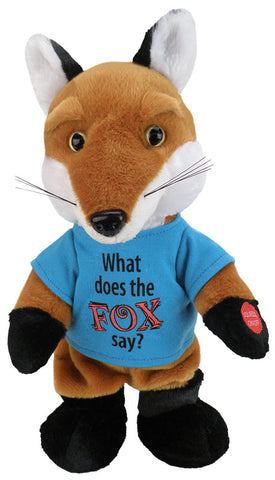 THE FOX Plush (What Does the Fox Say? - Sings and Dances)