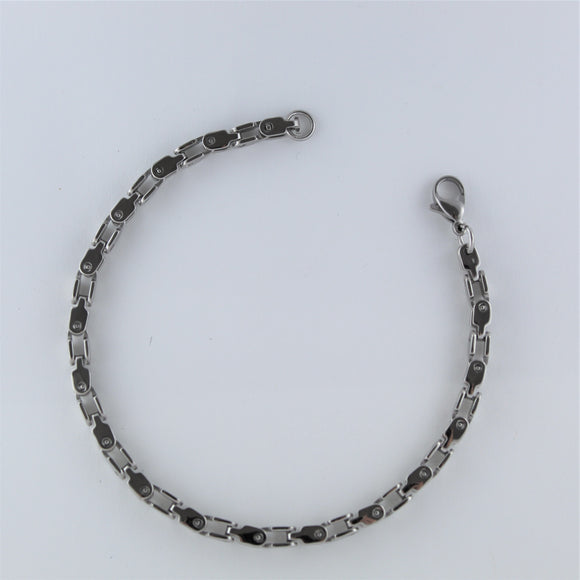 Stainless Steel Fancy Bracelet