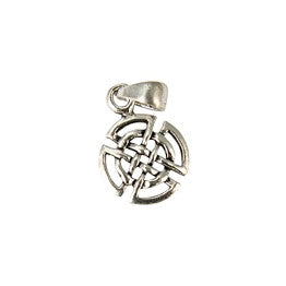 Sterling Silver Small Celtic Pendant