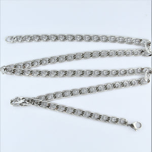Stainless Steel Greek Chain 71cm