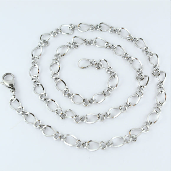 Stainless Steel Fancy Chain 50cm