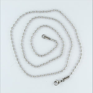 Stainless Steel Ball Chain 71cm