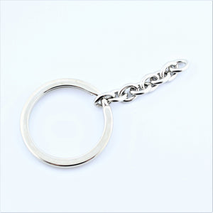 Stainless Steel Key Ring Base