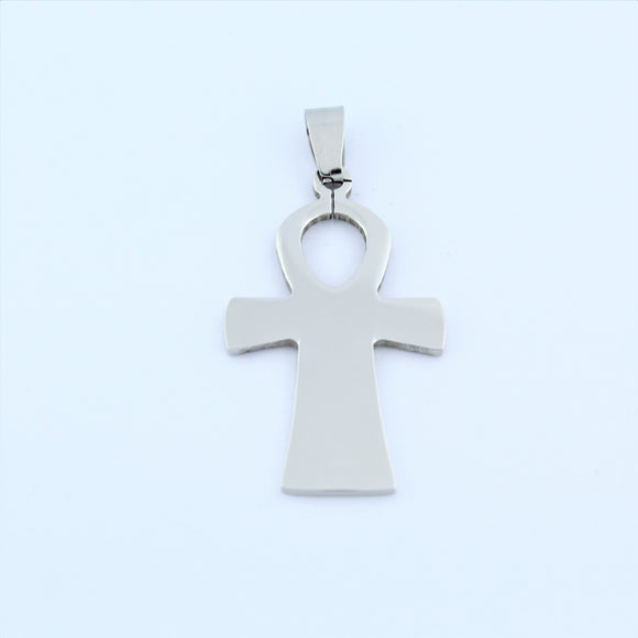 Stainless Steel Ankh Pendant