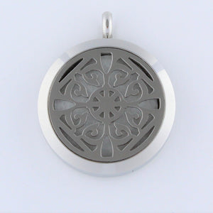 Stainless Steel Whimsical Scent Pendant