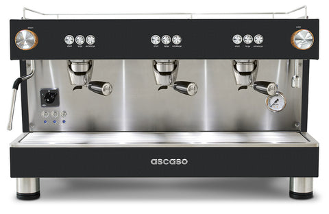 Ascaso Bar POD - 3 groupes