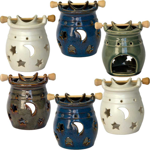Celestial Ceramic Oil Burner
