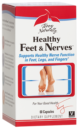 Healthy Feet & Nerves
