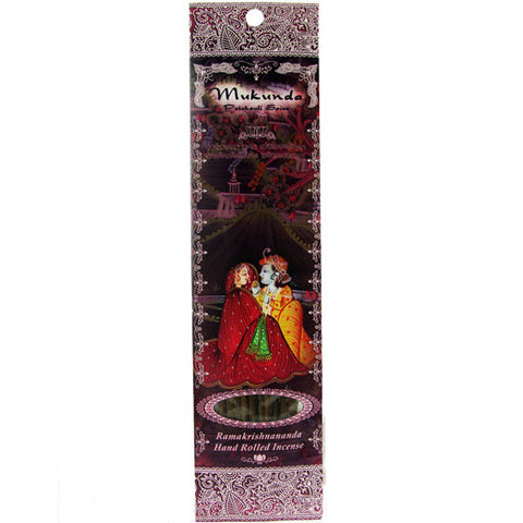 Mukunda Stick Incense - Patchouli and Spices
