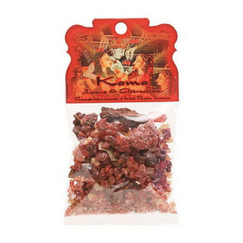 Kama Resin Incense - Love and Attraction