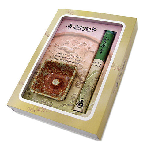 Eternal Treasure Shoyeido Incense Gift Set