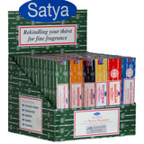 Satya Colored Nag Champa Incense