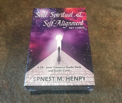 Soul, Spiritual & Self-Alignment Oracle Cards