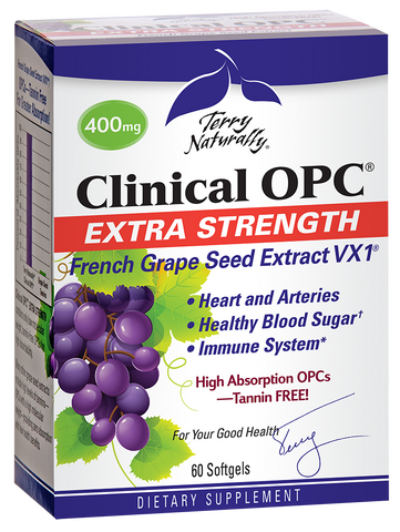 Clinical OPC® Extra Strength (60)