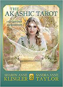 Akashic Tarot oracle card