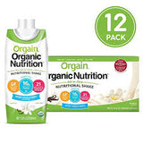 Orgain Organic Nutritional Protein Shake