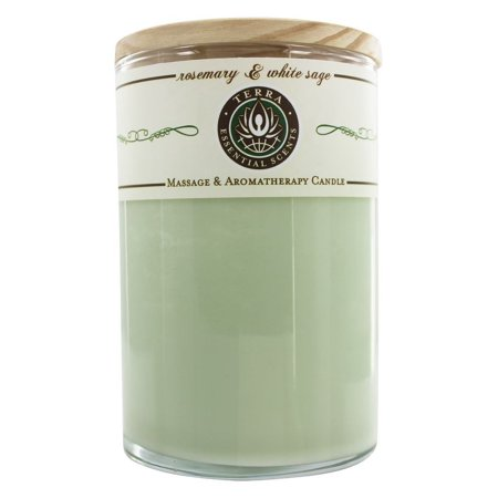 Rosemary & Sage Smudge Candle
