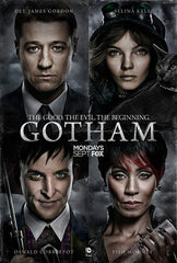 Gotham: The Complete First Season (2014-2015)