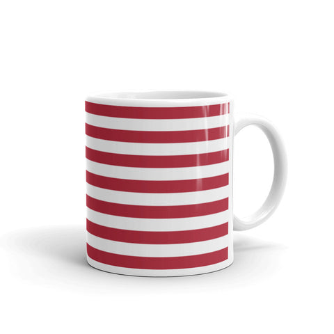 Stars and Bars Coffee Mug