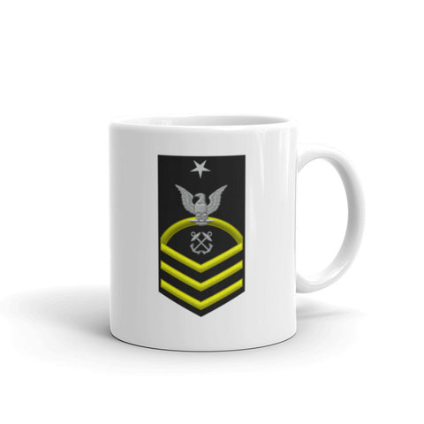 Senior Chief Mug