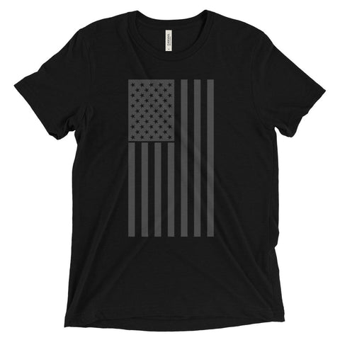 Stars & Stripes Blackout T-shirt