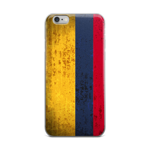 Colombian Flag Phone case