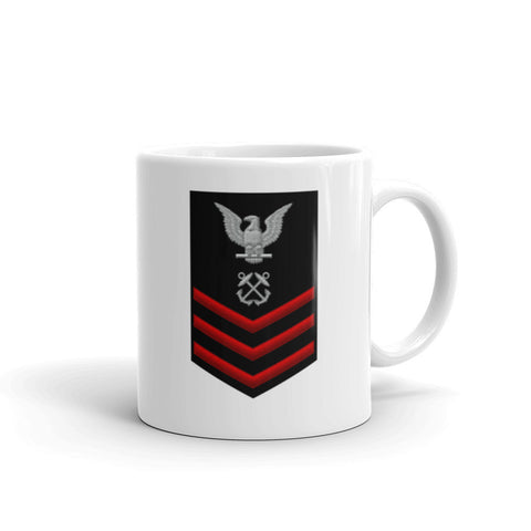 Petty Officer 1st Class Mug