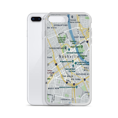 Nashville iPhone Case