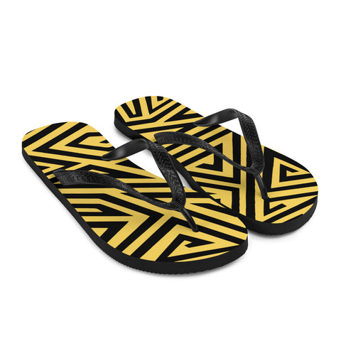 Triangular Pattern Flip-Flops