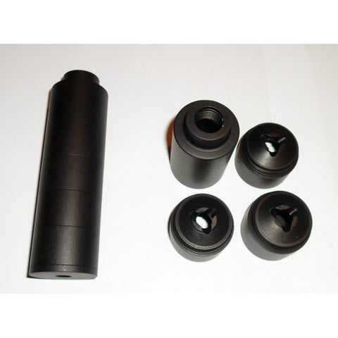 DPT SUPPRESSOR RIMFIRE MUZZLE FORWARD 3 OR 5 BAFFLES