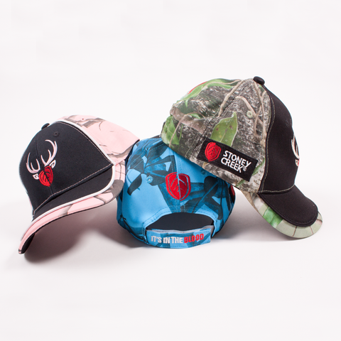 STONEY CREEK KIDS SPIKER CAP - Southern Wild - 1