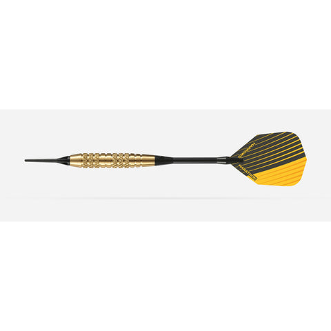 HARROWS DARTS CLUB BRASS