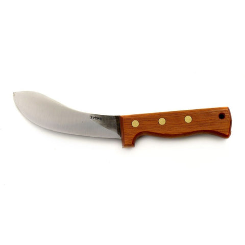 SVORD CURVED SKINNER ECONOMY HARDWOOD - Southern Wild