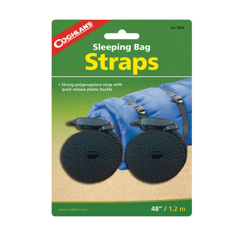 COGHLANS SLEEPING BAG STRAPS - Southern Wild