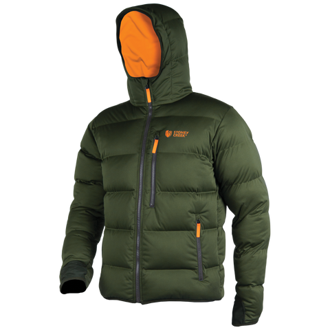 STONEY CREEK JACKET THERMOLITE - Southern Wild - 1