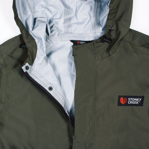 STONEY CREEK STOW IT JACKET - Southern Wild - 5