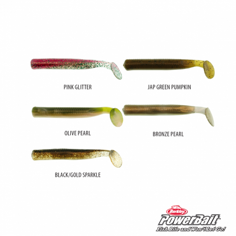 Lure Berkley PowerBait T Tail Minnow