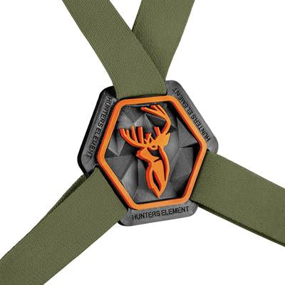 HUNTERS ELEMENT FOCUS BINOCULAR HARNESS