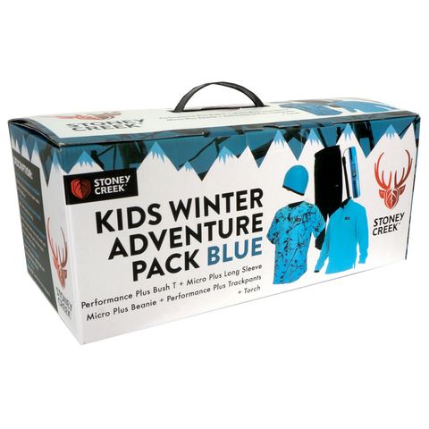 STONEY CREEK WINTER PACK KID'S - Southern Wild - 2