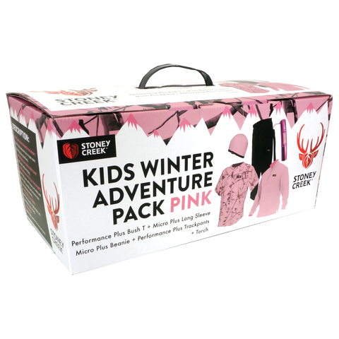 STONEY CREEK WINTER PACK KID'S - Southern Wild - 3