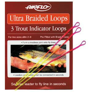 AIRFLO BRAIDED LOOPS