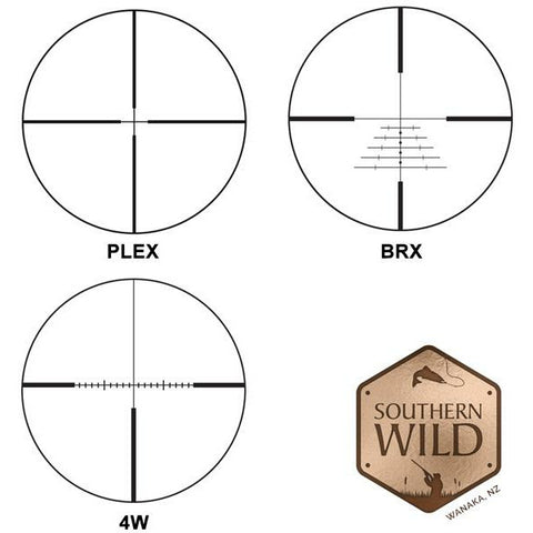 SWAROVSKI SCOPE RECTICLES