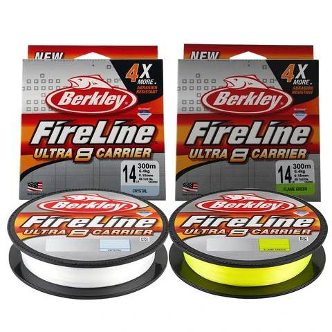 BERKLEY FIRELINE ULTRA8 CARRIER 150M BRAID LINE